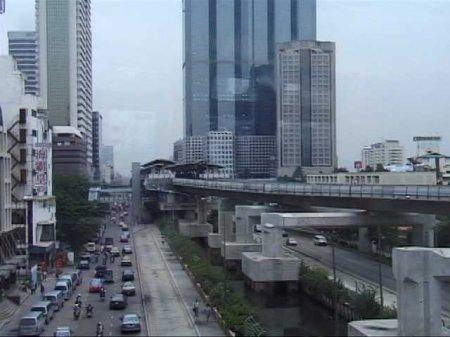 Bangkok Rail System