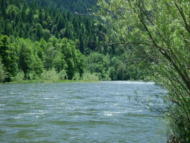 Klamath River Claim K-18