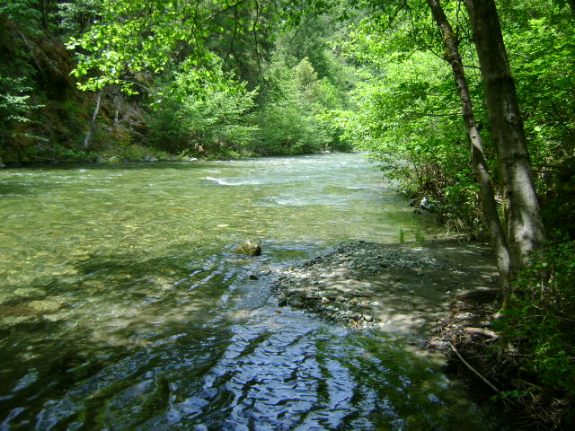 Elk Creek Claim E-1