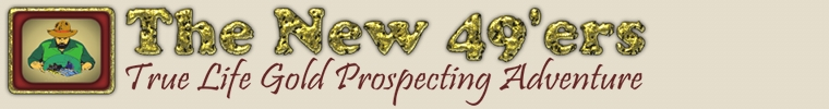 Gold Prospecting |  The New 49ers  | Prospecting Supplies