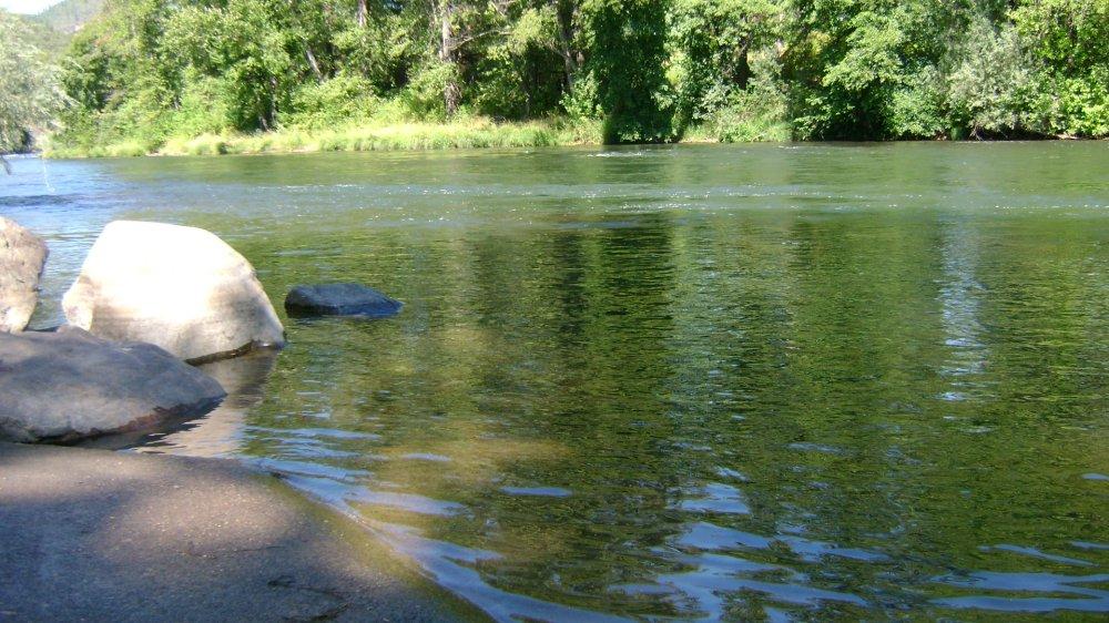 Rogue River Access 14