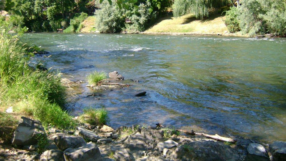Rogue river access 16