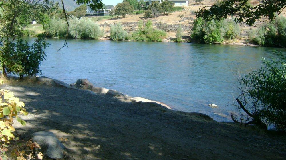 Rogue river access 5