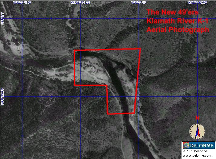 K-1 Aerial View