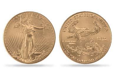 Gold eagle