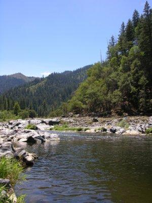 Scenic Klamath River