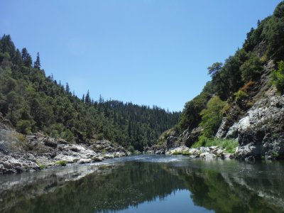 Klamath River Scene