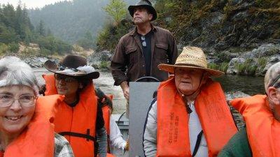 Voyage down river